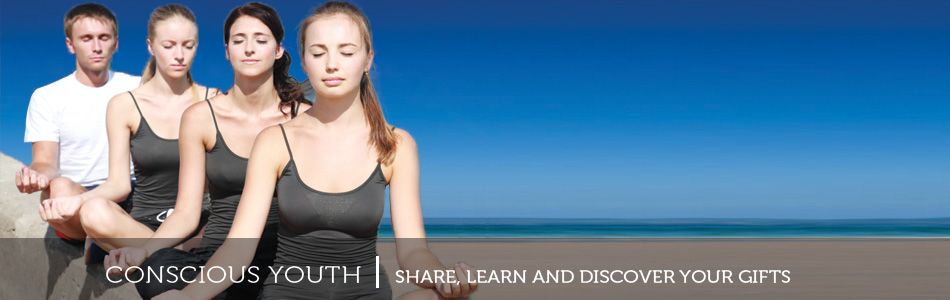 link to Conscious Youth | Share, Learn and Discover your Gifts